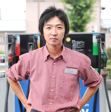 尾賀亀で働きたい方へのメッセージをお願い致します。